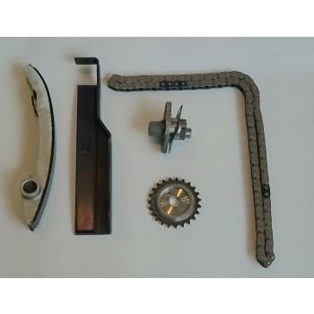 Zestaw łańcucha rozrządu Mitsubishi Pajer II 94-99 2.8TD 4M40 pojedyńczy łańcuch