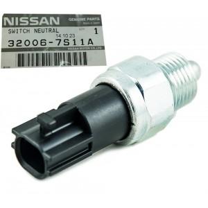 Czujnik biegu jałowego Nissan Navara D40