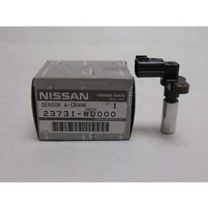 Czujnik położenia wału korbowego Nissan Navara Pick UP
