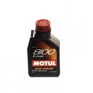 Olej silnikowy 0W40 Motul 8100 X-Max 1L