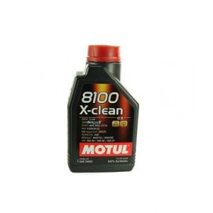 Olej silnikowy 5W40 Motul 8100 X-Clean C3 1L