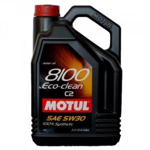 Olej silnikowy 5W30 Motul 8100 Eco-clean 5l