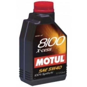 Olej silnikowy 5W40 Motul 8100 X-CESS 1L