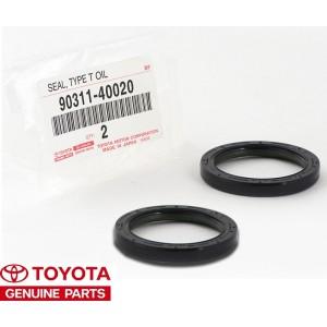 Uszczelniacz wałka rozrządu zestaw OEM Toyota Lexus IS300 GS300 Toyota Supra 2JZ